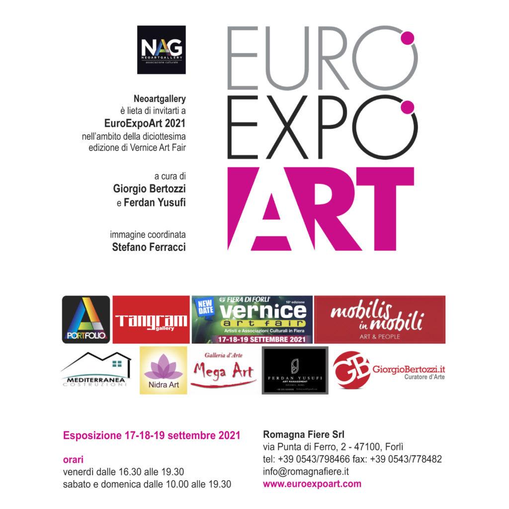 Euroexpoart Giorgio Bertozzi Neoartgallery